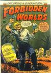 Cover for Forbidden Worlds (American Comics Group, 1951 series) #16