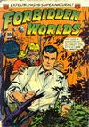Cover for Forbidden Worlds (American Comics Group, 1951 series) #17