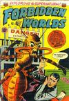 Cover for Forbidden Worlds (American Comics Group, 1951 series) #21