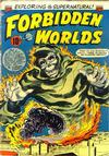 Cover for Forbidden Worlds (American Comics Group, 1951 series) #22