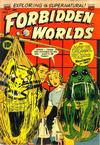 Cover for Forbidden Worlds (American Comics Group, 1951 series) #23