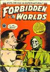Cover for Forbidden Worlds (American Comics Group, 1951 series) #26