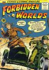 Cover for Forbidden Worlds (American Comics Group, 1951 series) #39