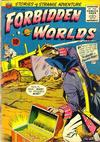 Cover for Forbidden Worlds (American Comics Group, 1951 series) #50