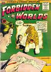 Cover for Forbidden Worlds (American Comics Group, 1951 series) #52
