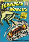 Cover for Forbidden Worlds (American Comics Group, 1951 series) #53