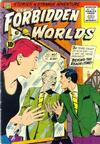 Cover for Forbidden Worlds (American Comics Group, 1951 series) #70