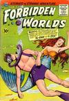 Cover for Forbidden Worlds (American Comics Group, 1951 series) #84