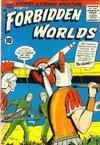 Cover for Forbidden Worlds (American Comics Group, 1951 series) #89