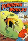 Cover for Forbidden Worlds (American Comics Group, 1951 series) #98