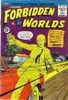 Cover for Forbidden Worlds (American Comics Group, 1951 series) #103