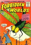 Cover for Forbidden Worlds (American Comics Group, 1951 series) #106