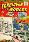 Cover for Forbidden Worlds (American Comics Group, 1951 series) #108