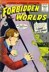 Cover for Forbidden Worlds (American Comics Group, 1951 series) #112