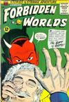 Cover for Forbidden Worlds (American Comics Group, 1951 series) #113