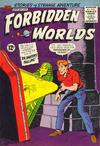 Cover for Forbidden Worlds (American Comics Group, 1951 series) #119