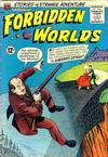 Cover for Forbidden Worlds (American Comics Group, 1951 series) #122