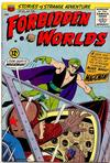 Cover for Forbidden Worlds (American Comics Group, 1951 series) #125