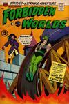 Cover for Forbidden Worlds (American Comics Group, 1951 series) #135