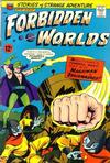Cover for Forbidden Worlds (American Comics Group, 1951 series) #137