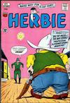 Cover for Herbie (American Comics Group, 1964 series) #4