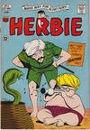 Cover for Herbie (American Comics Group, 1964 series) #5