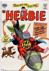 Cover for Herbie (American Comics Group, 1964 series) #10