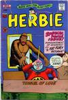 Cover for Herbie (American Comics Group, 1964 series) #12