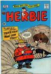 Cover for Herbie (American Comics Group, 1964 series) #13