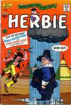 Cover for Herbie (American Comics Group, 1964 series) #17