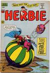 Cover for Herbie (American Comics Group, 1964 series) #18