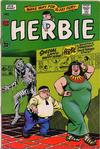 Cover for Herbie (American Comics Group, 1964 series) #19