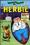 Cover for Herbie (American Comics Group, 1964 series) #21