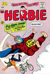 Cover for Herbie (American Comics Group, 1964 series) #22