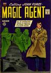 Cover for Magic Agent (American Comics Group, 1962 series) #1