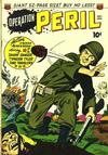 Cover for Operation: Peril (American Comics Group, 1950 series) #2
