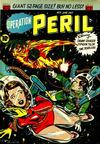 Cover for Operation: Peril (American Comics Group, 1950 series) #5