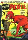 Cover for Operation: Peril (American Comics Group, 1950 series) #6