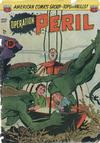 Cover for Operation: Peril (American Comics Group, 1950 series) #10