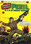 Cover for Operation: Peril (American Comics Group, 1950 series) #15
