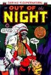 Cover for Out of the Night (American Comics Group, 1952 series) #8