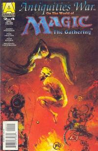 Cover Thumbnail for Antiquities War on the World of Magic the Gathering (Acclaim / Valiant, 1995 series) #2