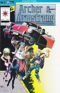 Cover Thumbnail for Archer & Armstrong (Acclaim / Valiant, 1992 series) #1