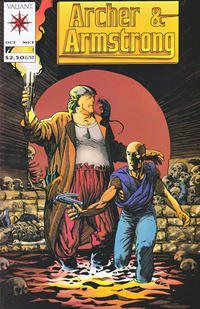 Cover Thumbnail for Archer & Armstrong (Acclaim / Valiant, 1992 series) #3