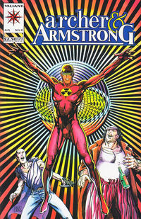 Cover Thumbnail for Archer & Armstrong (Acclaim / Valiant, 1992 series) #11