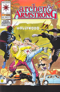 Cover Thumbnail for Archer & Armstrong (Acclaim / Valiant, 1992 series) #14