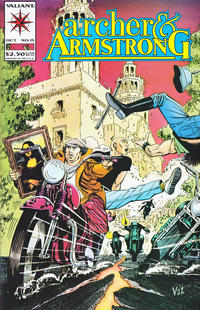 Cover Thumbnail for Archer & Armstrong (Acclaim / Valiant, 1992 series) #15