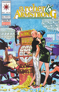 Cover Thumbnail for Archer & Armstrong (Acclaim / Valiant, 1992 series) #16