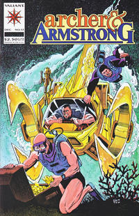 Cover Thumbnail for Archer & Armstrong (Acclaim / Valiant, 1992 series) #17