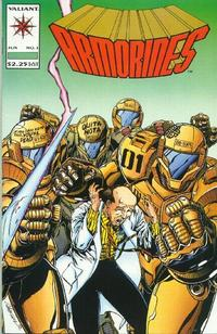 Cover Thumbnail for Armorines (Acclaim / Valiant, 1994 series) #1